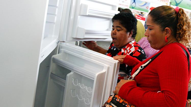 Insólita oferta de los yihadistas: Únete al Estado Islámico y recibirás un refrigerador