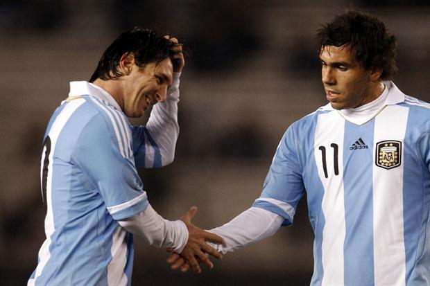 Tevez: «Si yo fuera Messi mandaría todo al diablo»