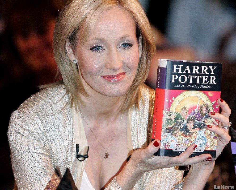J.K Rowling revela nueva información sobre la familia Potter