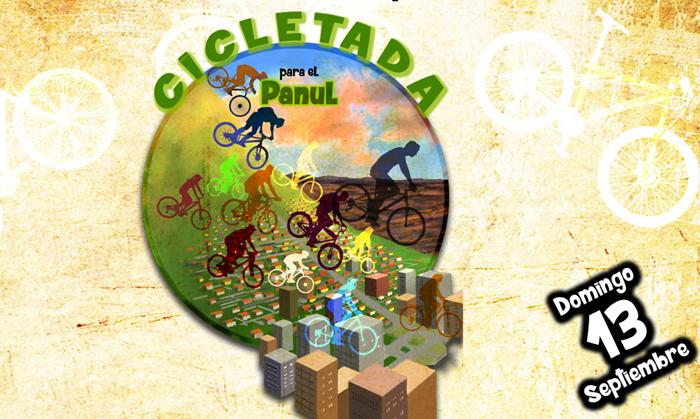 Realizarán cicletada en defensa del bosque Panul
