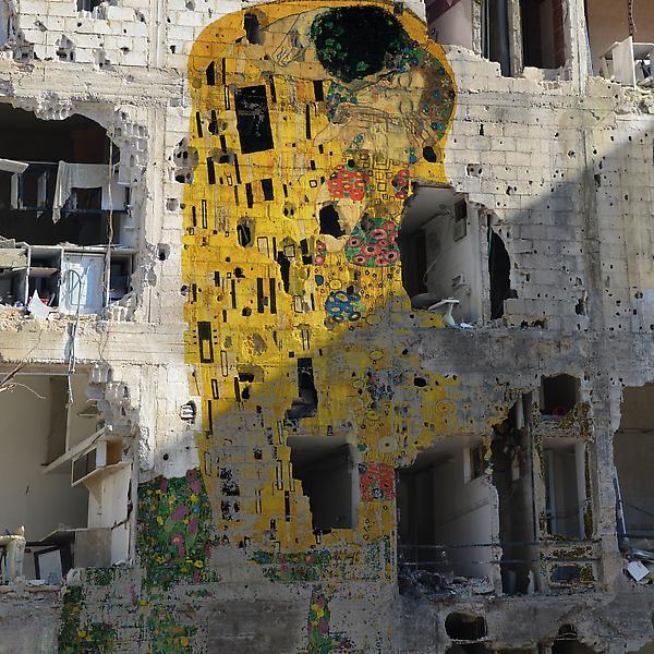 Impulso vital: Tammam Azzam, un artista sirio