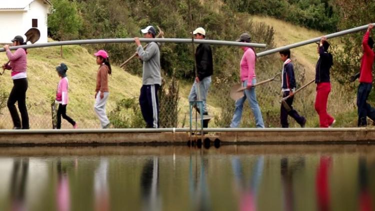 Privatizaciones y cambio climático: Principales amenazas para la Gestión Comunitaria del Agua