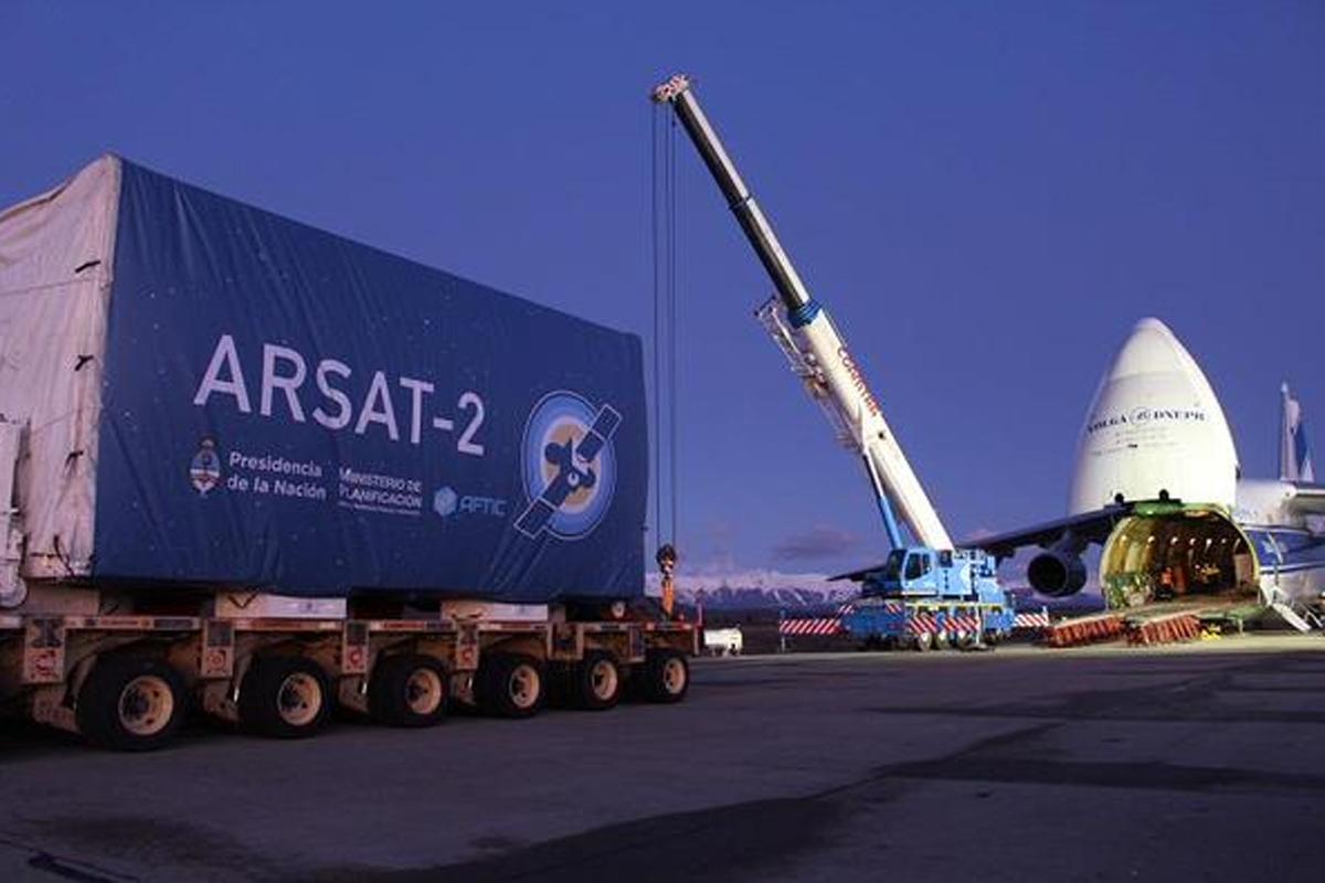 Arsat-2: el satélite argentino que buscará comunicar a toda América