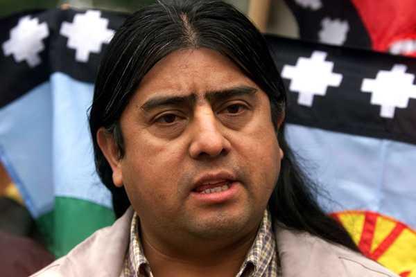 Aucán Huilcamán anunció la instalación de un gobierno mapuche en La Araucanía