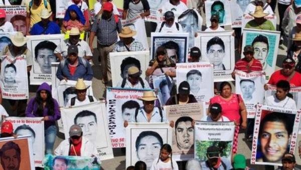 México: instan a aprobar ley sobre desapariciones forzadas