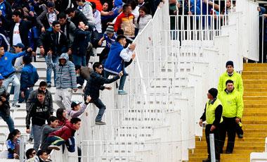 Los insólitos balances de Estadio Seguro