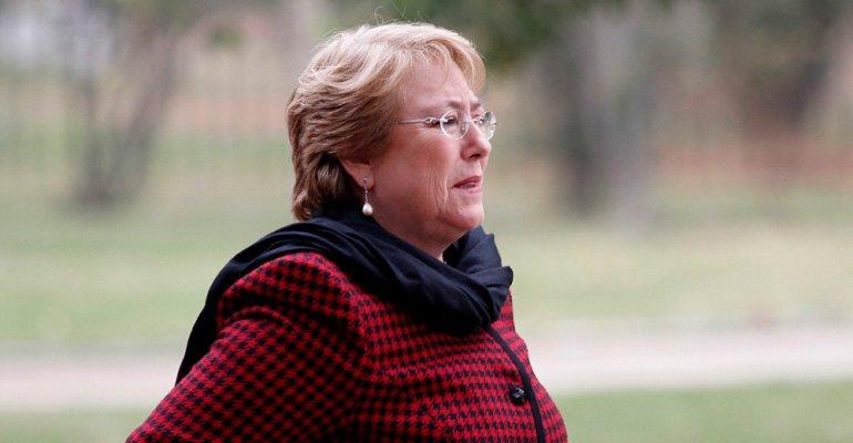 Encuesta Cadem y Michelle Bachelet: Un 72% de los consultados no aprueba su forma de gobernar