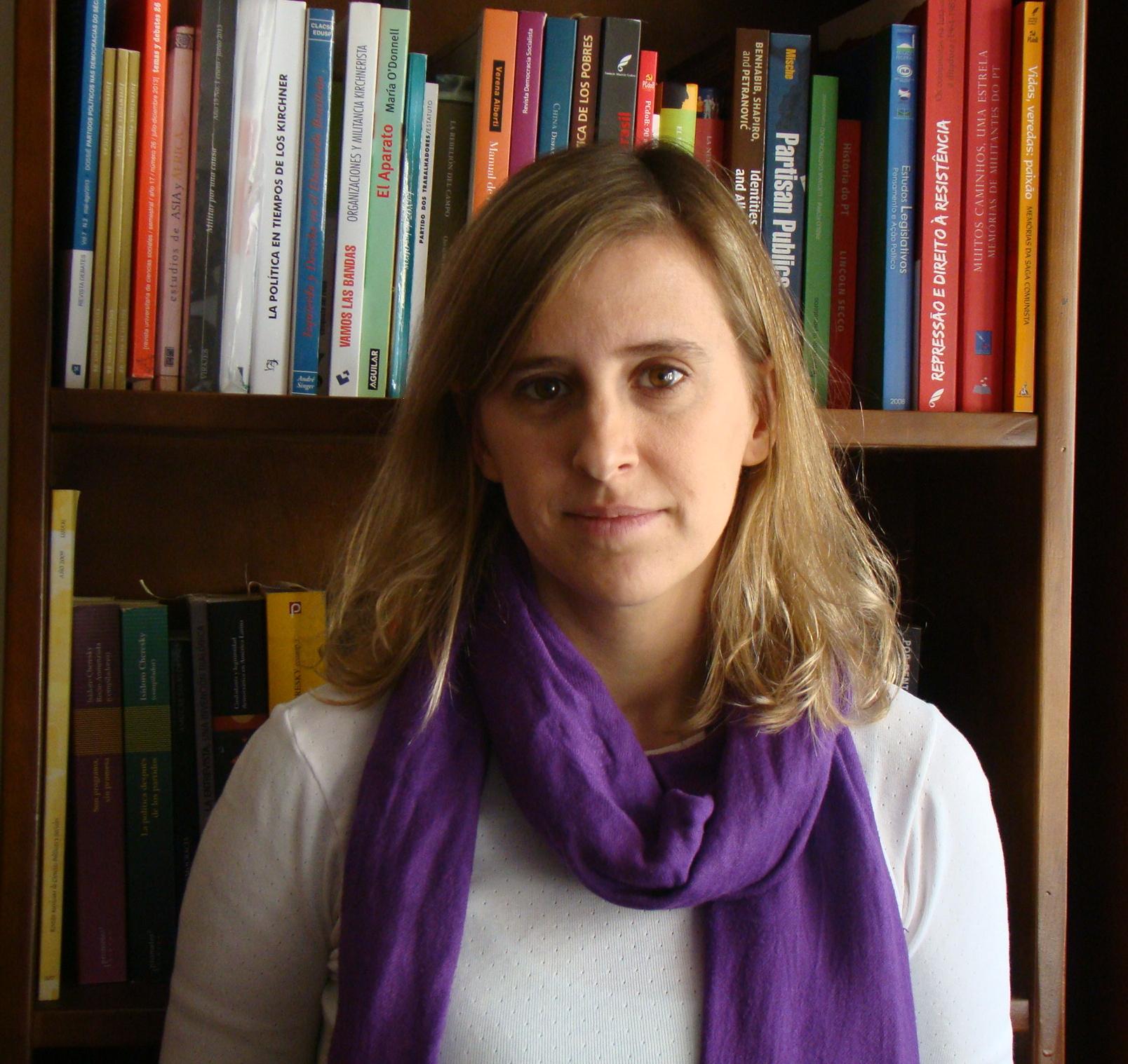 #HistoriasDeMilitantes: Dolores, docente y militante con compromiso y dedicación.