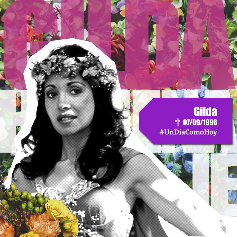 """#UnDíaComoHoy: Argentina decía adiós a """"Gilda"""""""