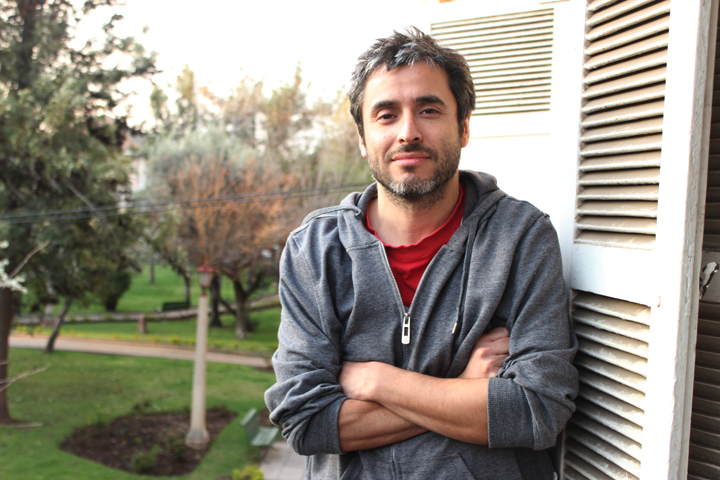 """Javier Rebolledo, periodista: """"Los patrones de los medios no quieren contratar gente que diga verdades incómodas"""""""