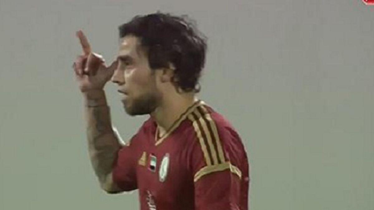 El notable golazo de tiro libre que anotó el «mago» Valdivia (VIDEO)