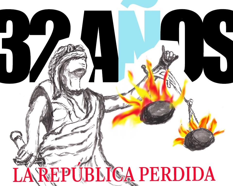 #UnDíaComoHoy hace 32 años