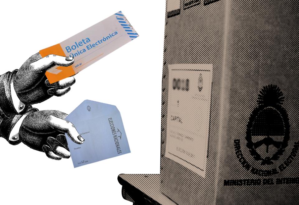 ¿Permutaciones en el sistema electoral argentino?