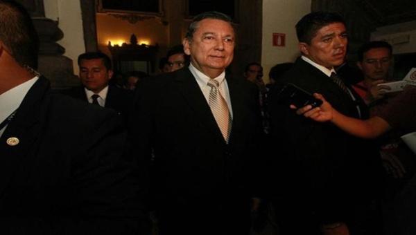 Juan Fuentes Soria es el nuevo vicepresidente de Guatemala