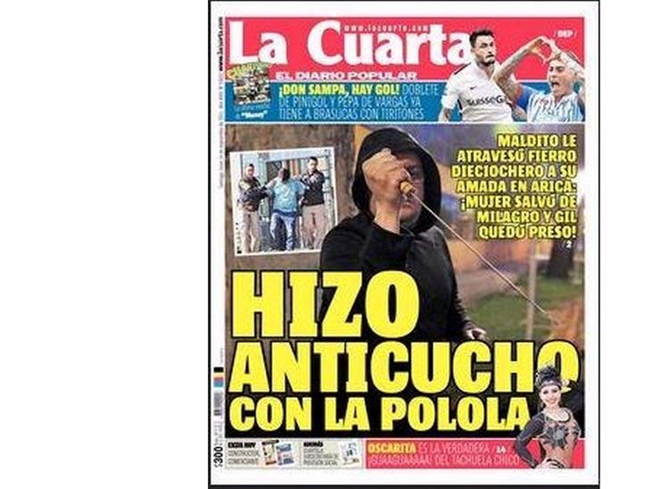 Construir identidad a través de diarios de Chile y Perú: Una reflexión hacia la interculturalidad