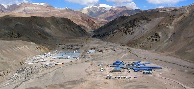 Derrame de Cianuro en una mina de la Barrick Gold en Argentina