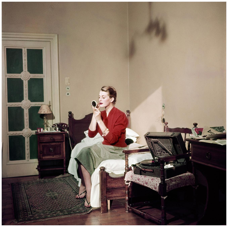 Robert Capa: imágenes en color del fotógrafo que se hizo famoso por sus fotos en blanco y negro