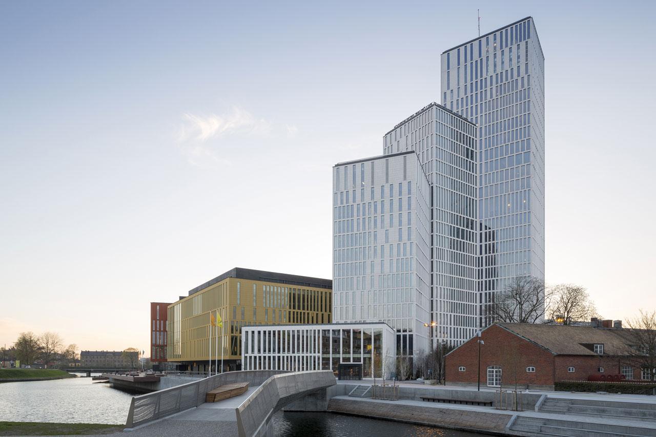 Una ciudad dentro de la ciudad: Malmö Live