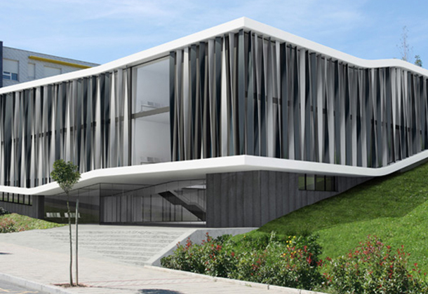 Centro de Salud Buenavista, del estudio Asga