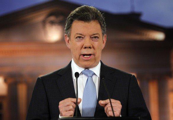 Presidente Juan Manuel Santos es el nuevo Premio Nobel de la Paz