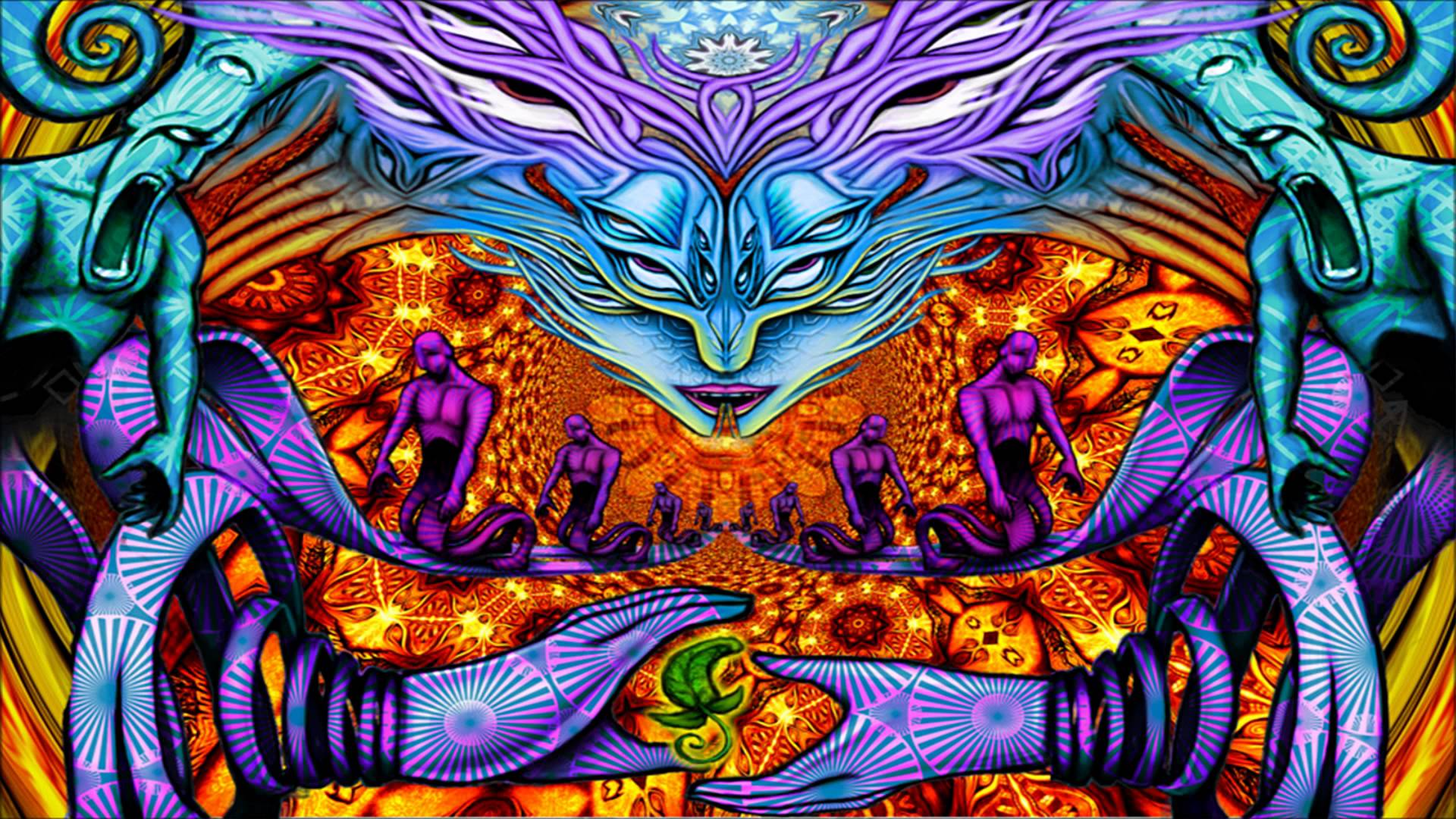 El LSD y su aparición en el mundo