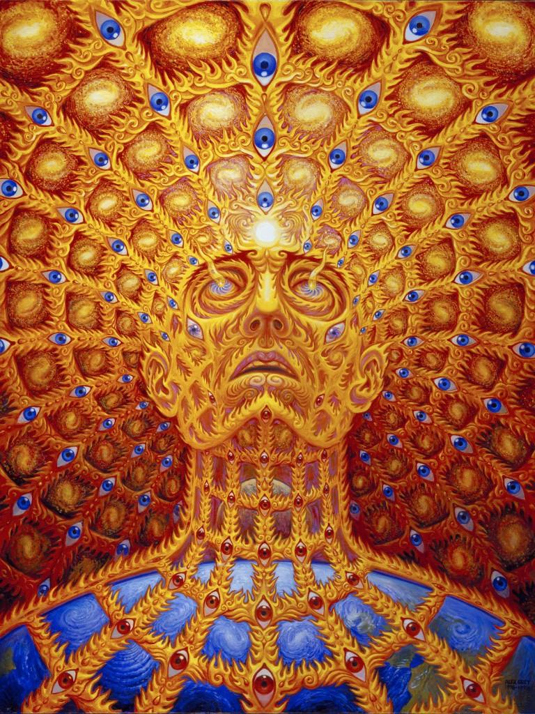 LSD como inspiración de grandes artistas