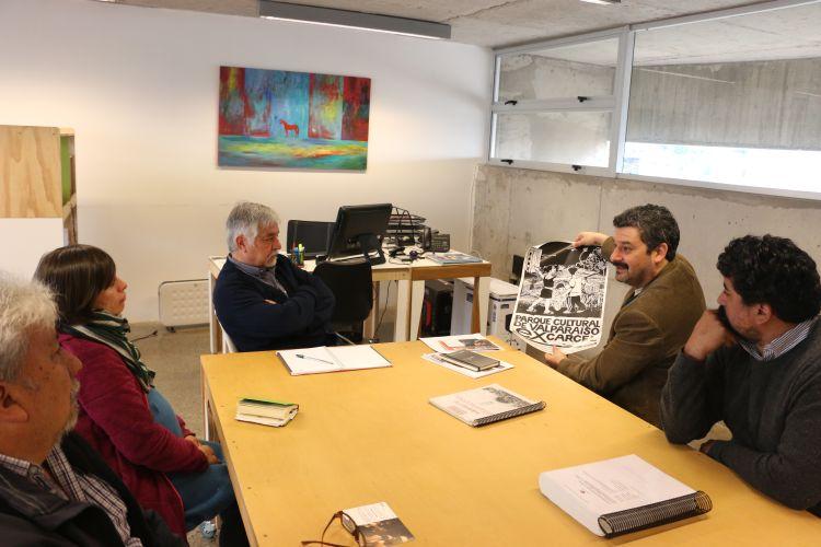 Agrupaciones de Valparaíso piden a Jorge Coulon poner fin a exclusión en Parque Cultural Ex Cárcel