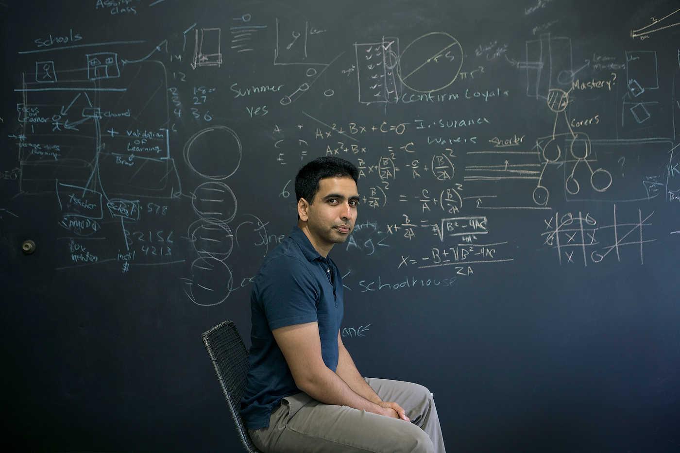 Salman Khan: el hombre que revolucionó la educación en Internet