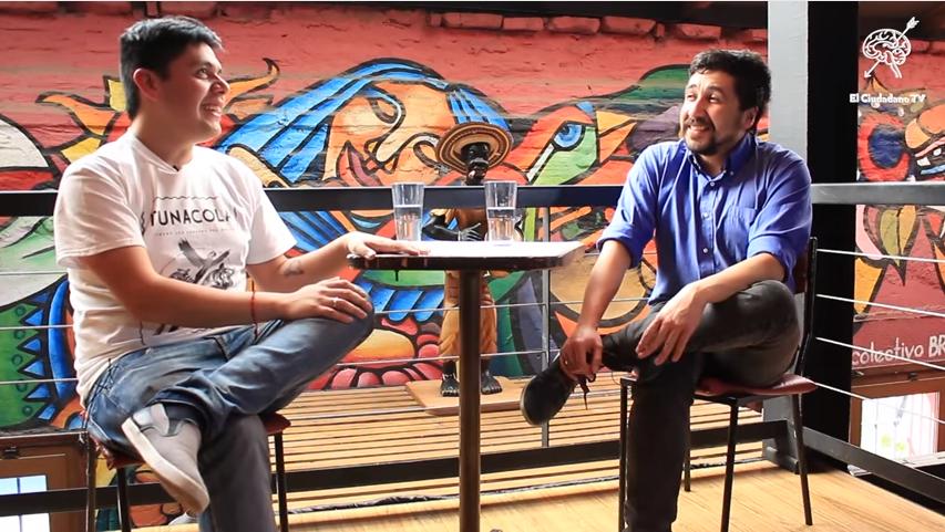 Sebastián Bastías: el claro sonido de una nueva voz