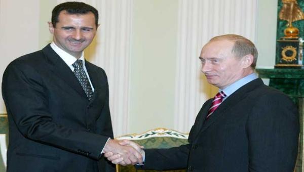 Putin: Solución al conflicto la debe tener el pueblo sirio