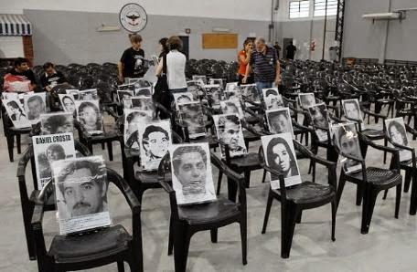 Insólito: cuatro represores de la última dictadura cívico militar argentina fueron detenidos al ir a votar