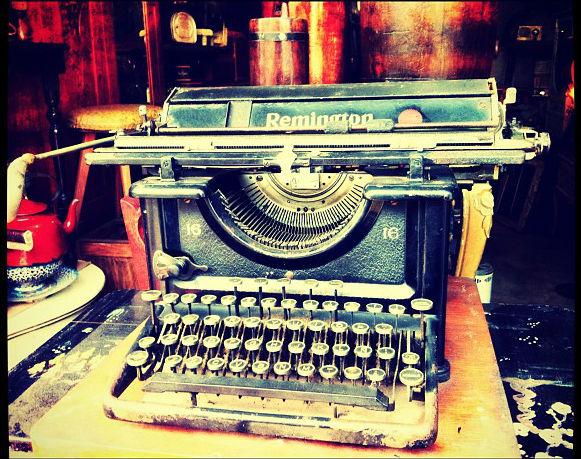 La máquina de escribir y buenas razones para no dejar de usarla
