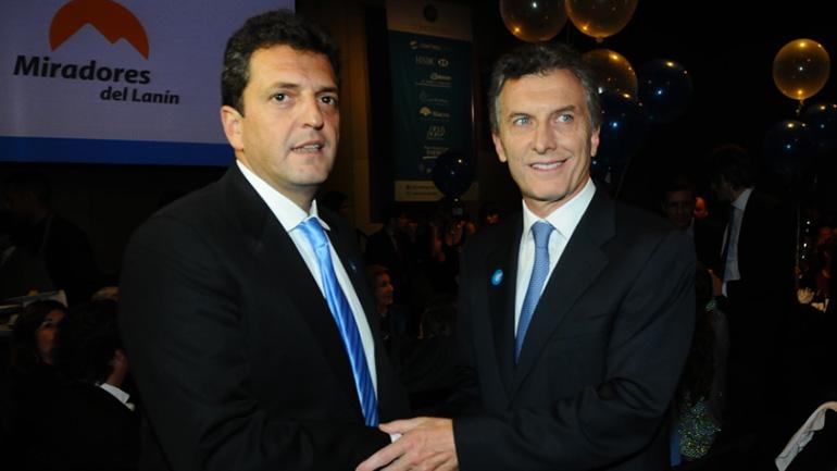Crece la polémica entre Macri y Massa: ¿quién sale segundo?