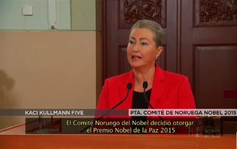 Nobel de la Paz para el Cuarteto para el Diálogo Nacional de Túnez