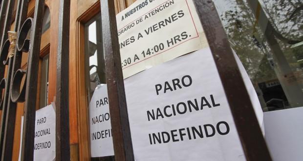 Aumenta la tensión del pulso entre los funcionarios del Registro Civil y el Gobierno