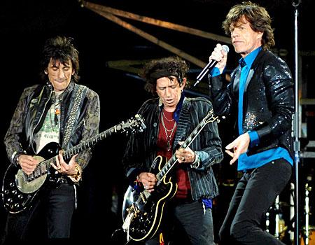 Confirmado: Los Rolling Stones tocarán en Argentina en 2016