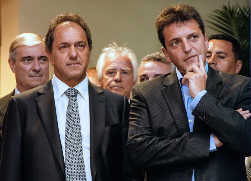 """En un eventual balotaje entre Scioli y Macri """"el 90% del Frente Renovador votaría a Scioli"""""""