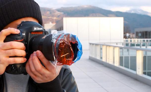 14 excelentes trucos para los amantes de la fotografía que quieran ahorrarse dinero en accesorios