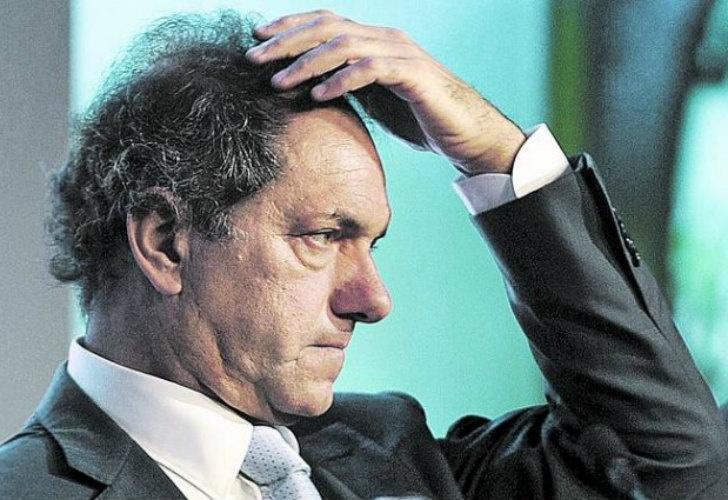Tras su derrota electoral, Daniel Scioli llamó a la unidad de todo el peronismo frente a Macri