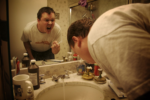 Ceguera facial: este hombre pensaba que su reflejo era otra persona