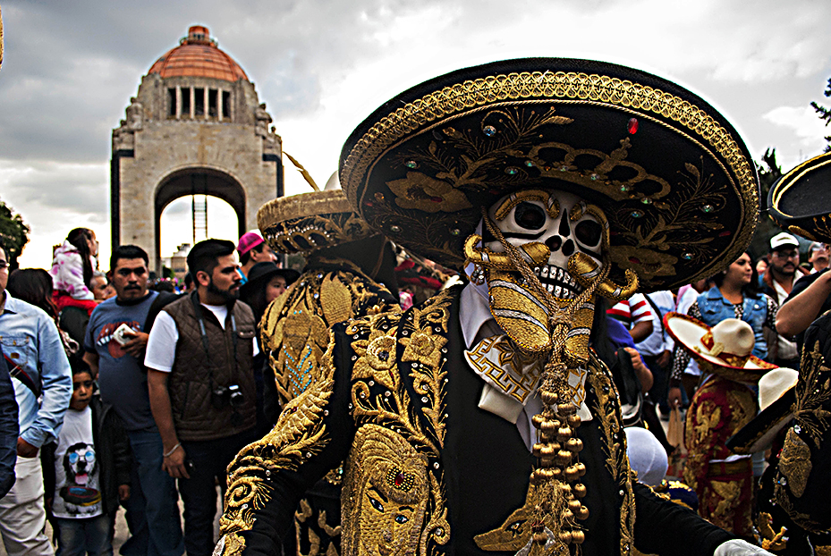 Música, baile y tradiciones: El Primer Carnaval de la Ciudad de México