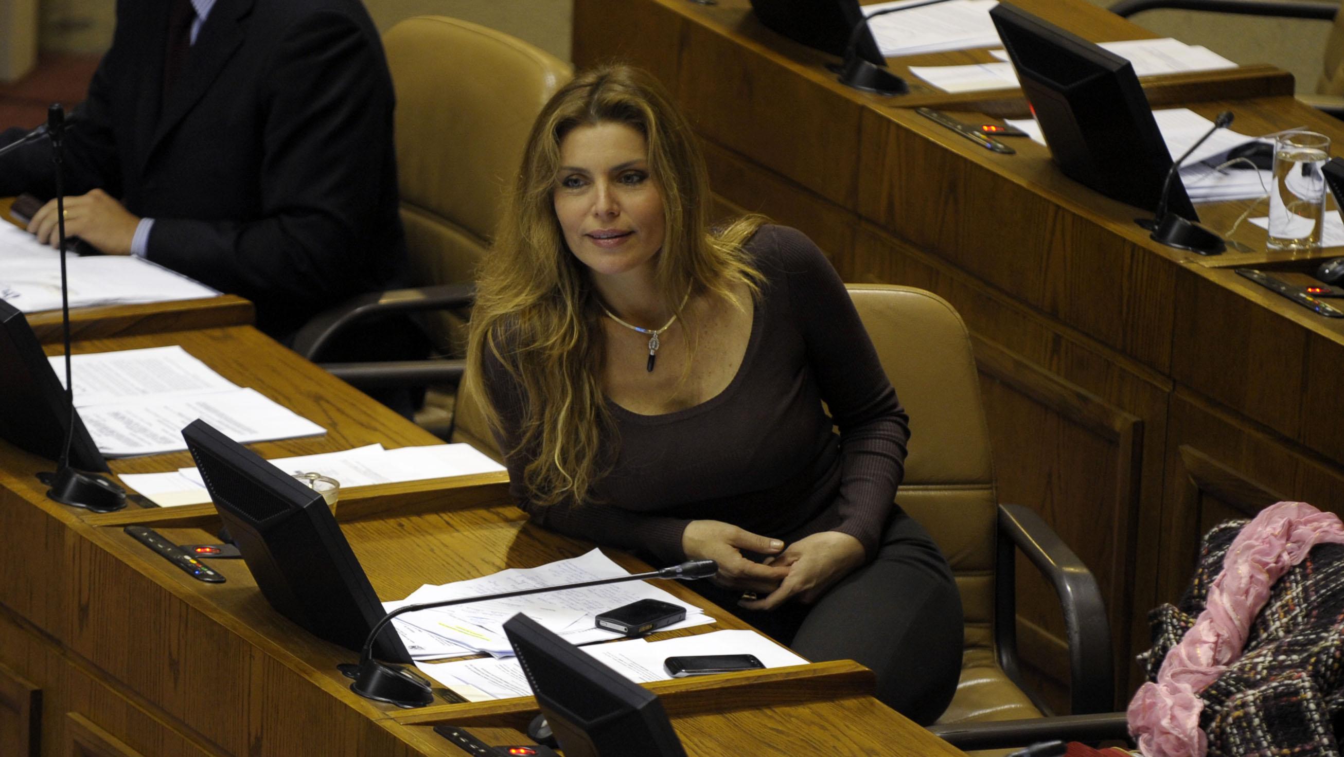 #CareRaja: Andrea Molina vive en la V Región y declara más de $3 millones en movilización
