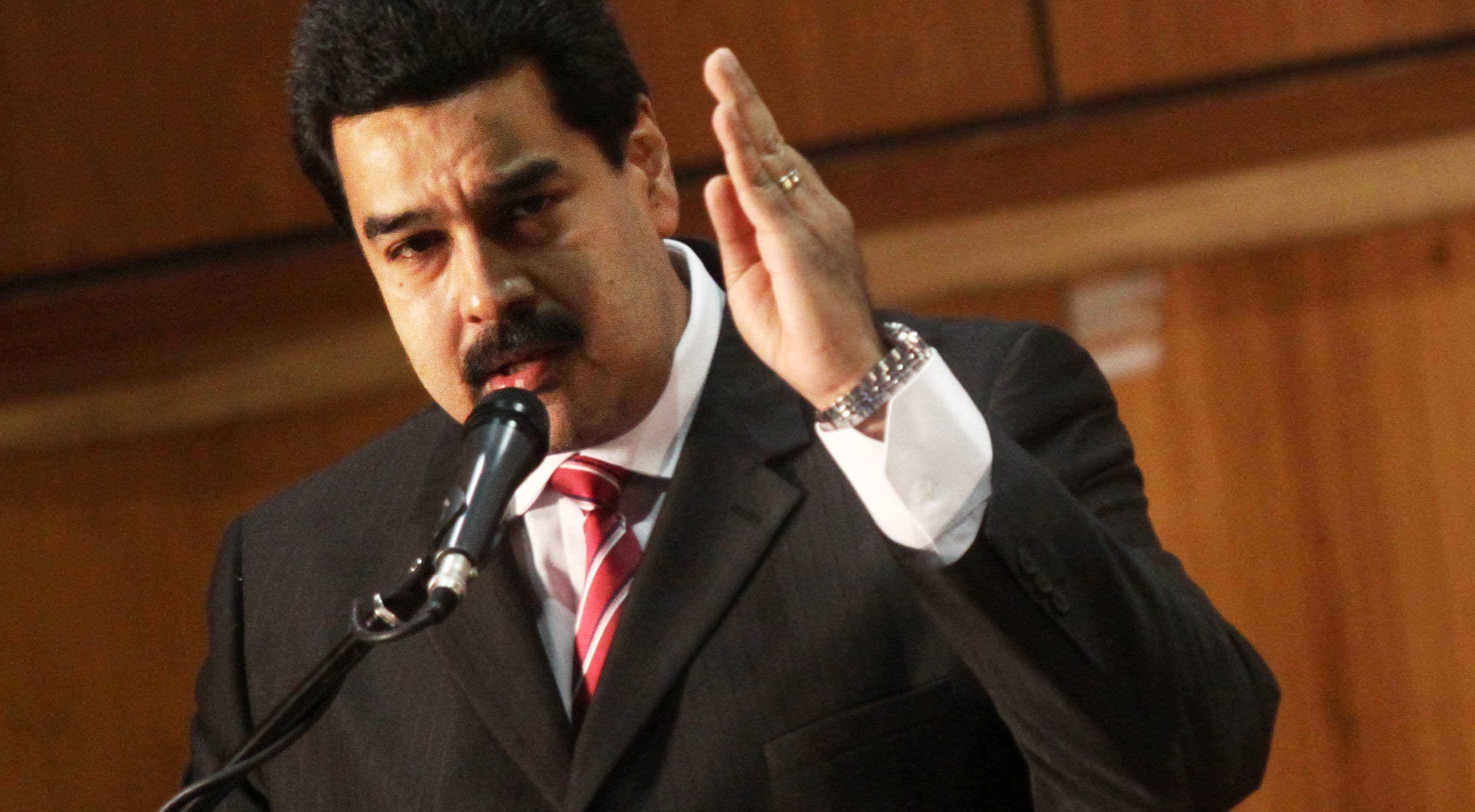 Maduro tras la victoria electoral de la oposición: «Lo aceptamos»