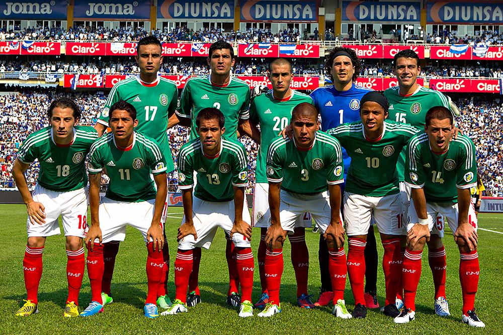 Todo listo para que el Tri se enfrente a Honduras