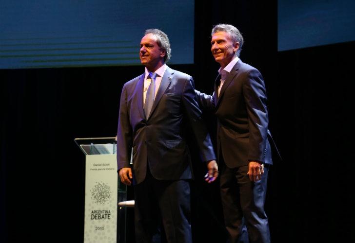 El debate presidencial en Argentina fue desilusionante