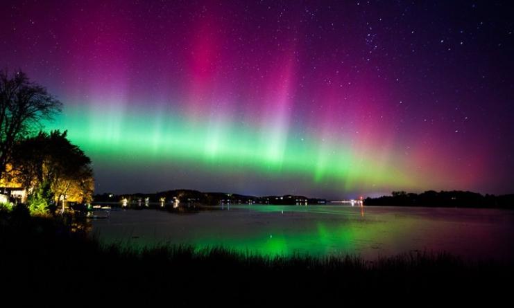 NASA a punto de enviar dos cohetes a la aurora boreal