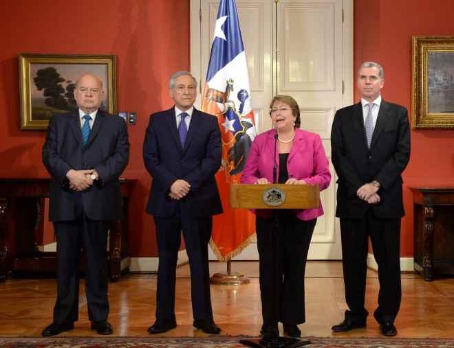 Comienza a fracasar la estrategia del equipo chileno ante La Haya