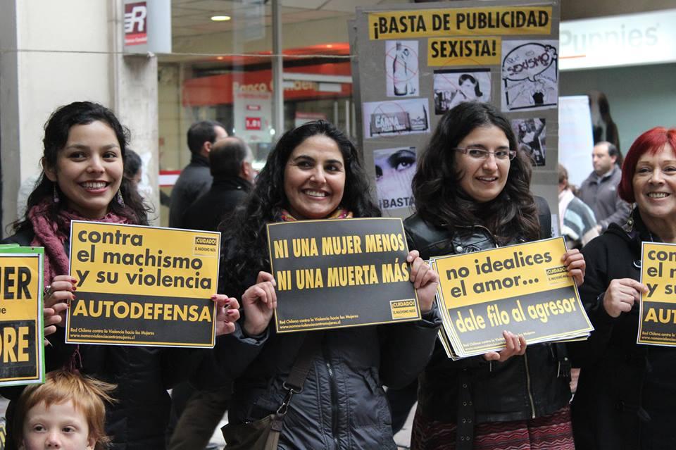 «No existe en el Estado chileno un concepto claro de lo que es la violencia contra las mujeres»