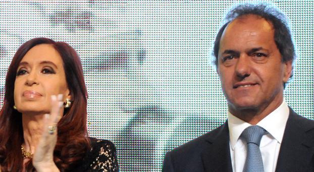 Cristina Kirchner se reunirá esta tarde con Scioli y Zannini tras perder las elecciones