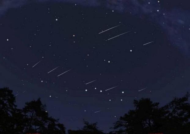 Una lluvia de meteoritos adornará el cielo este jueves